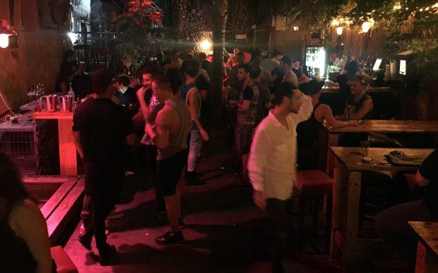 Nightlife in Tel Aviv