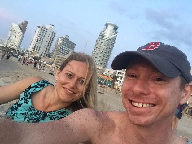 Budget Tel Aviv - the beaches!