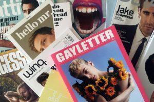 Gay Magazines