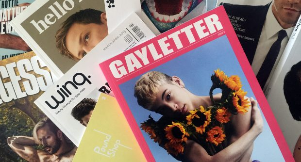 queer magazines - indie publishing
