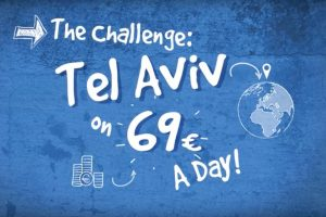 Tel Aviv for 69€/day - Budget Travel Guide