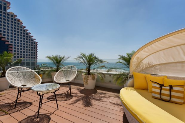 Brown Beach Hotel in Tel Aviv - Top 10 Cool Hotels Around the World