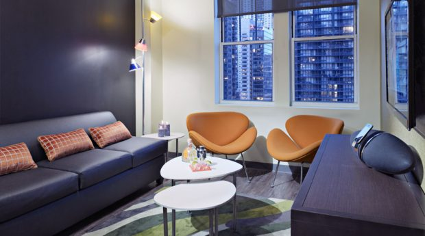 Cool hipster hotels top 10 around the world 2016 edition for Funky hotels chicago