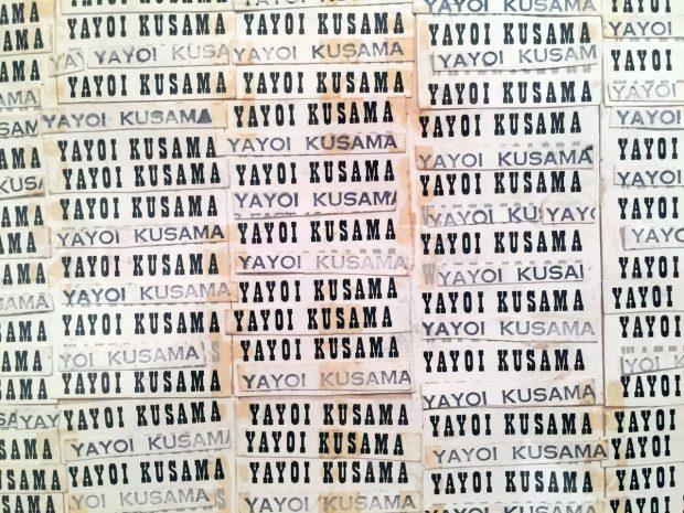 Yayoi Kusama - Louisiana Museum