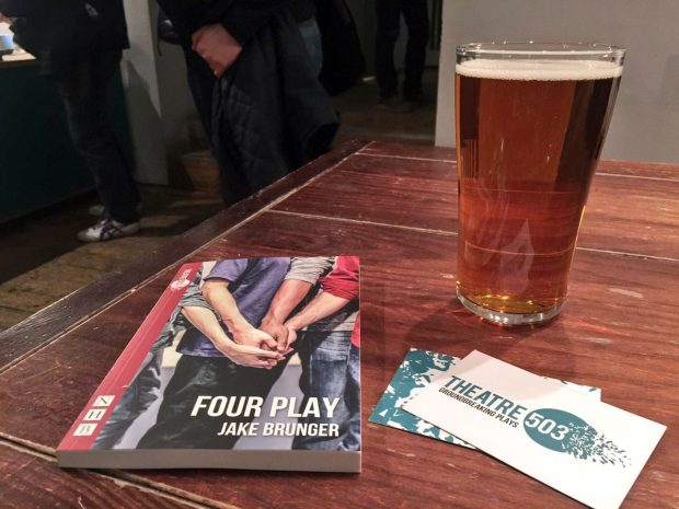 Four Play - Theatre 503