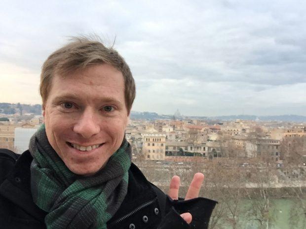 Travels of Adam - Rome