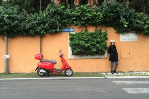 Vespa Tour with Scooteroma