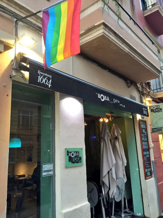 Sala X, Calle Alcoy 3, Valencia Spain