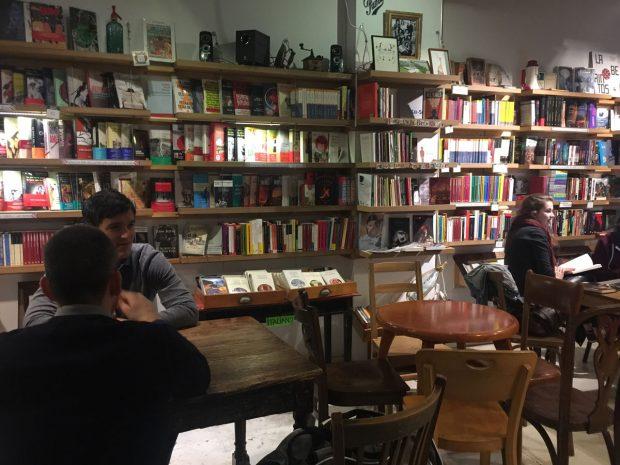 Ubik Cafe Valencia