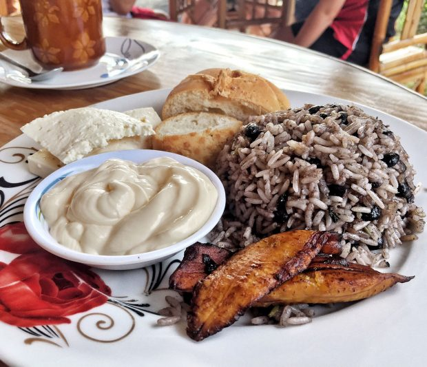 Gallo Pinto - Costa Rica Traditional Foods