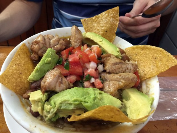 chifrijo - Traditional Foods in Costa Rica