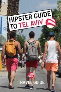 Hipster Guide to Tel Aviv - Travels of Adam - https://travelsofadam.com/city-guides/tel-aviv/