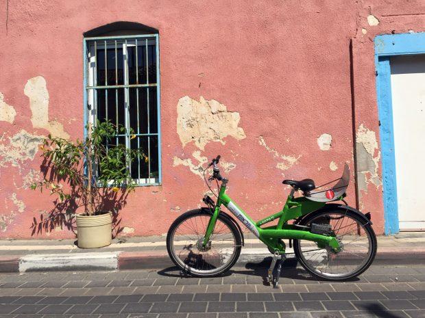 Tel o Bike - Tel Aviv city bikes