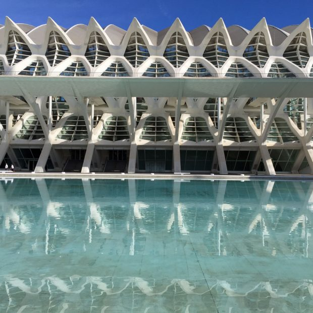 City of Arts and Sciences - Valencia