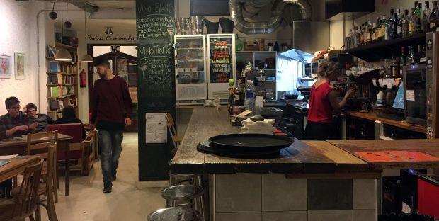 Ubik Cafe - Valencia