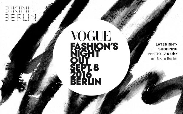 VOGUE Fashion's Night Out Berlin