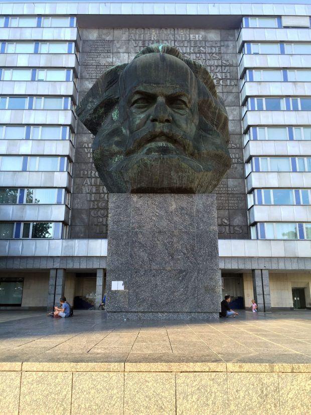 Chemnitz Karl Mark
