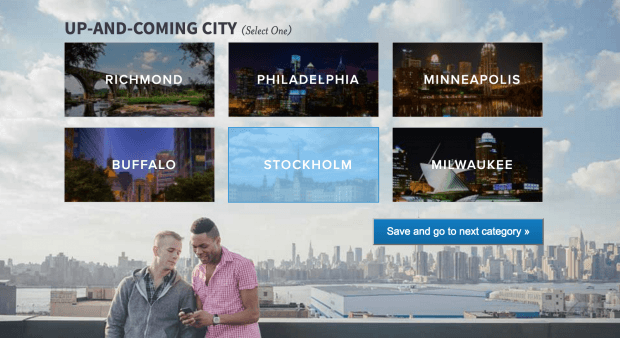 Best Gay Cities 2016