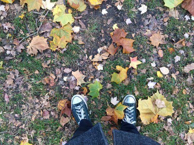 Autumn in Central Park, NYC (PHOTOS) - http://travelsofadam.com/2016/11/autumn-central-park/