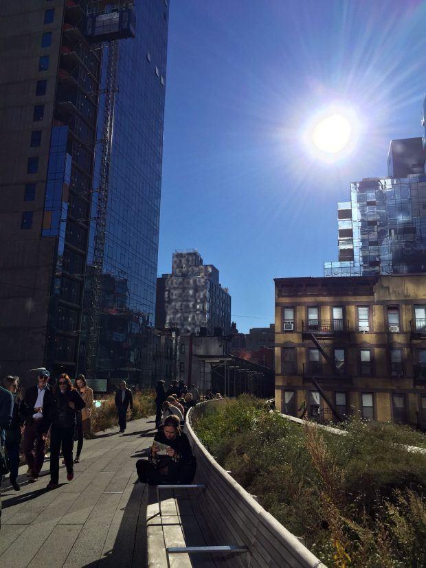 High Line NYC - PHOTOS - https://travelsofadam.com/2016/11/high-line/