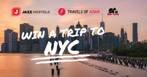 Win a Trip to NYC!