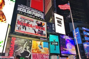 Times Square - Cheap Things to do in NYC
