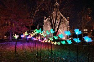 Georgetown GLOW 2016 Photos - http://travelsofadam.com/2016/12/georgetown-glow/