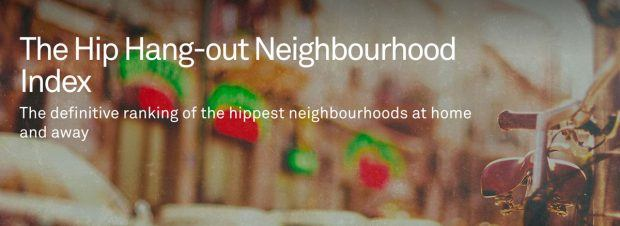 Hip Neighborhoods Europe