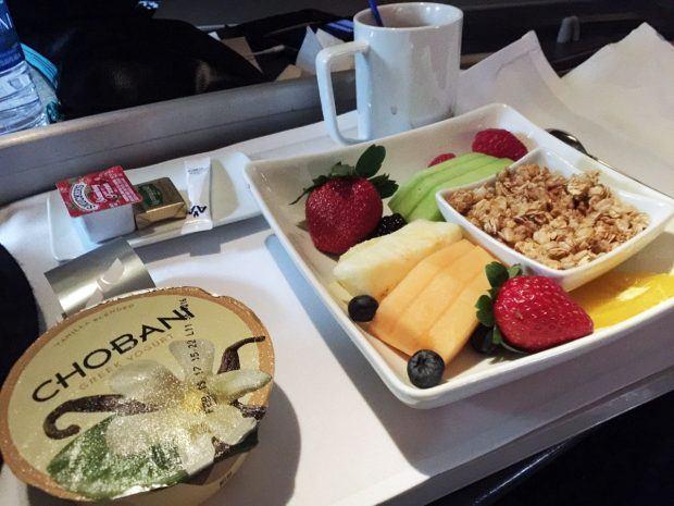 Flight Review: ✈️️ Dallas to Frankfurt on American Airlines https://travelsofadam.com/2017/02/dallas-frankfurt-aa70/