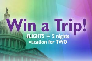 Win A Romantic Holiday to Washington, D.C. and Virginia - http://travelsofadam.com/contest/