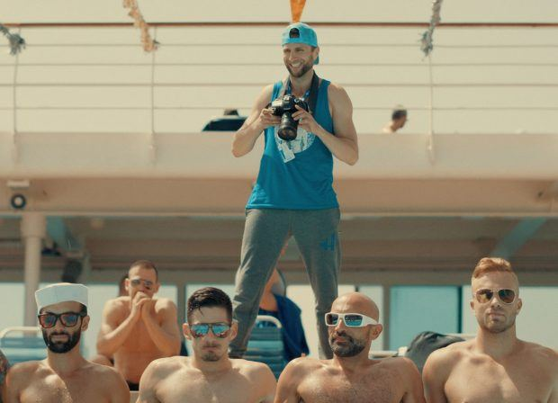 Dream Boat - Gay FIlm Review - https://travelsofadam.com/2017/02/dream-boat-gay-cruise/ ‎