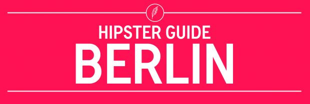 Hipster Berlin app