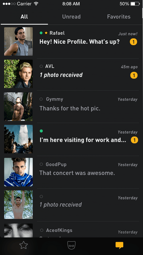Grindr - the ultimate gay app