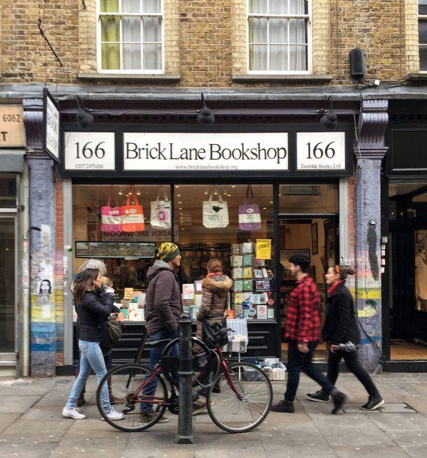 London's Best of Everything is on Brick Lane - Travels of Adam - https://travelsofadam.com/2017/09/brick-lane-london/