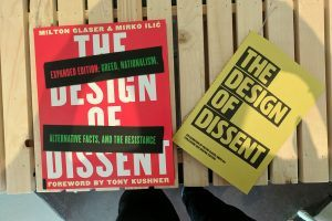 Milton Glaser's Design of Dissent at Graphic Matters, Breda - Travels of Adam - https://travelsofadam.com/2017/10/design-of-dissent/