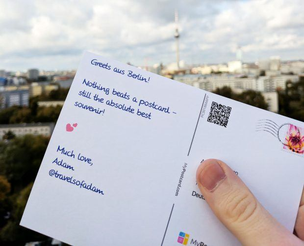 12 Reasons to Send Postcards When You Travel - Travels of Adam - https://travelsofadam.com/2017/10/send-postcards/