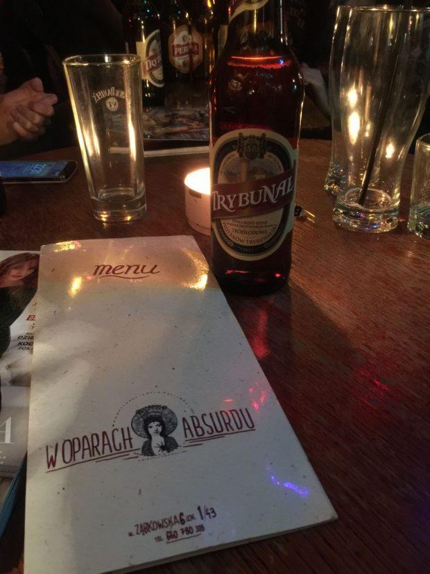 Warsaw bar