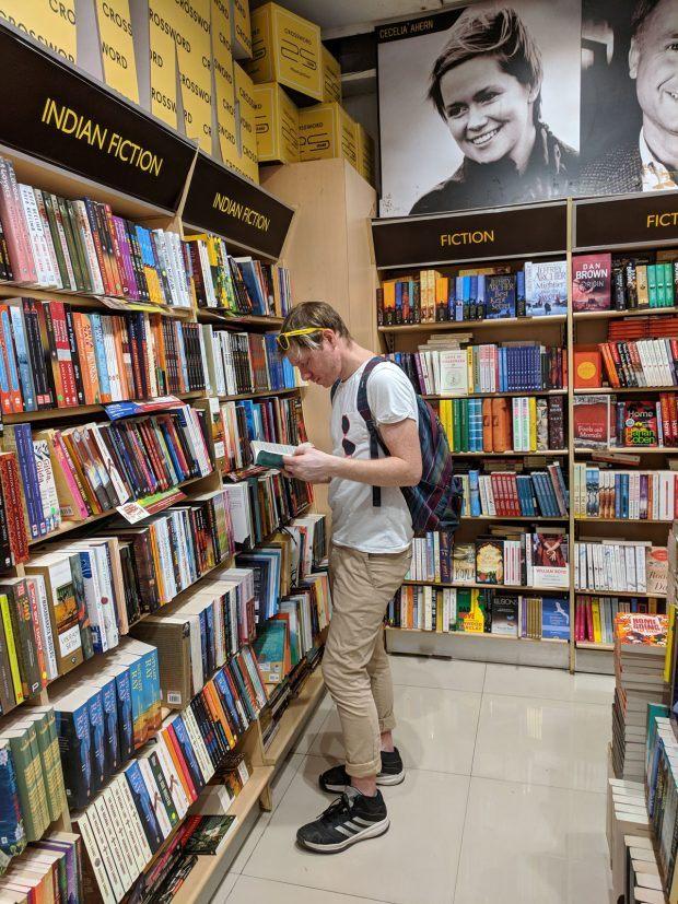Crossword bookstore Mumbai