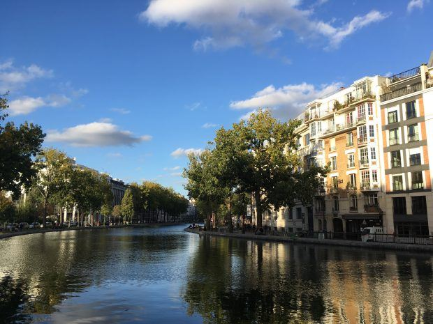 Canal Saint-Martin Paris Travel Guide