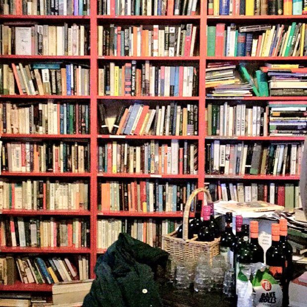 bookshelf - buy books!