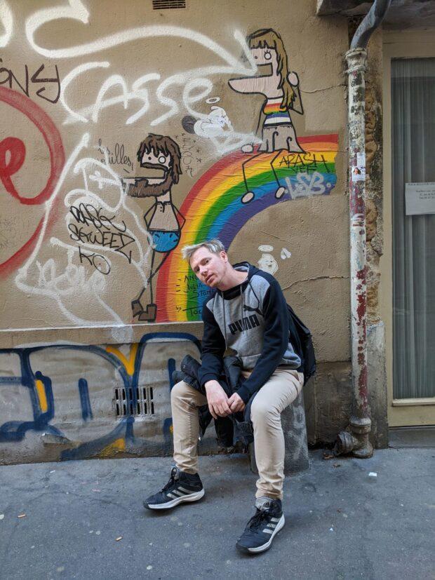 gay solo travel