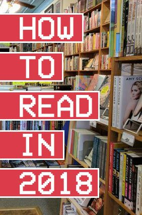 How to Read in 2018