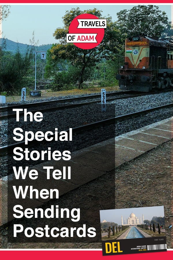 Postcard Stories - What we share