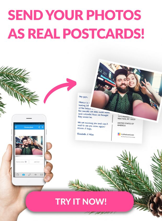 Make Your Own Postcards Online - Travels of Adam - https://travelsofadam.com/postcards/