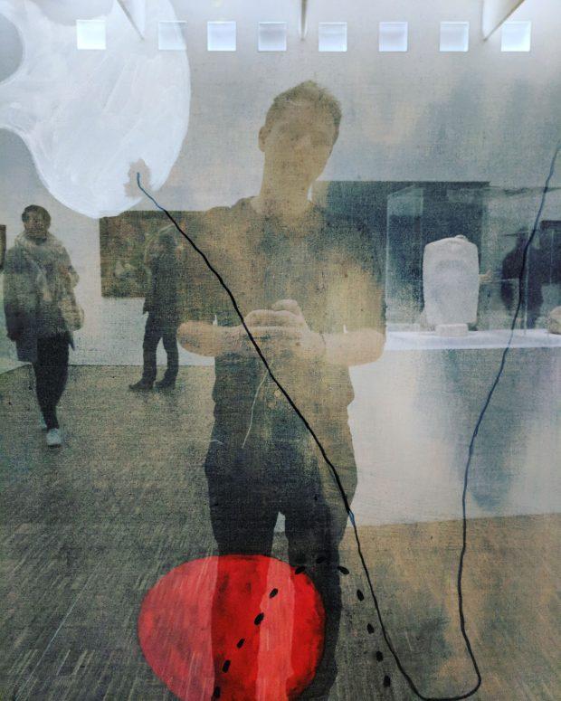 Museum Selfie - Travels of Adam - See More, Do More