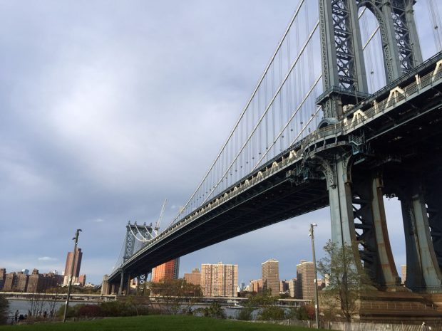 Brooklyn Bridge Park - What It's like to live in Brooklyn for a month