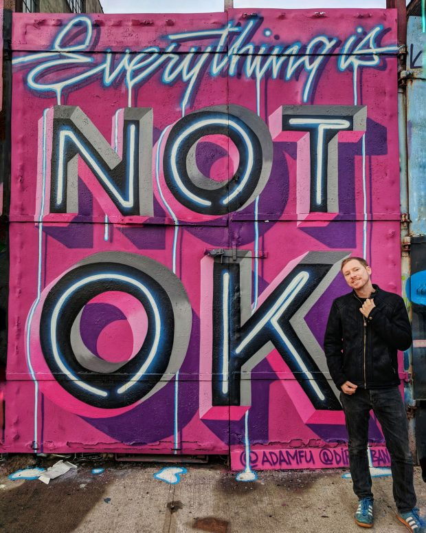 Buswhick Street Art