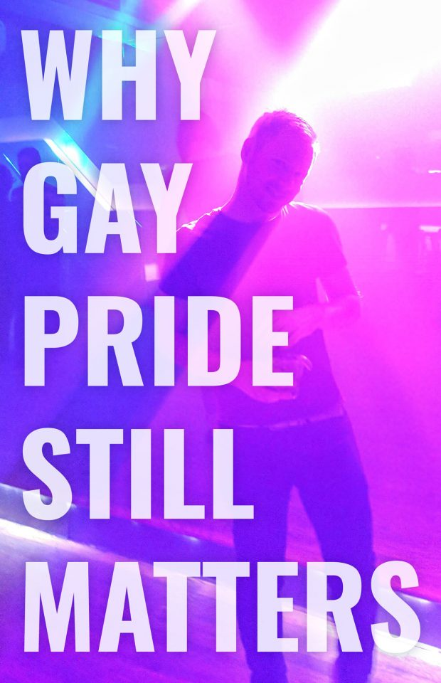 Why Gay Pride Still Matters - Travels of Adam