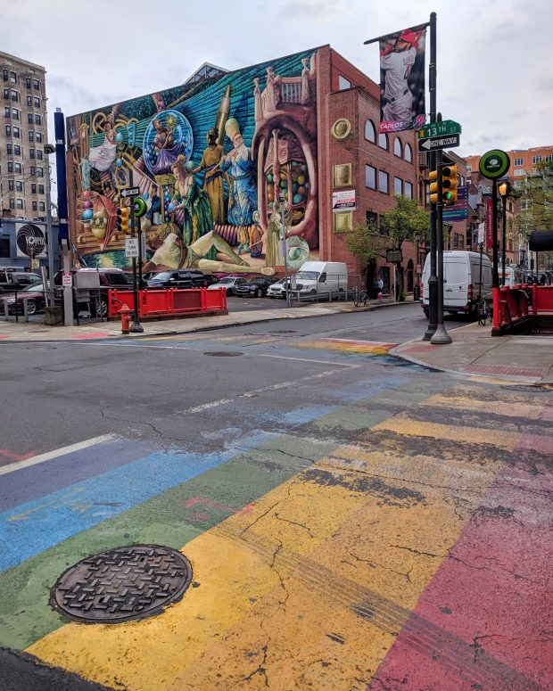 Philadelphia Gayborhood