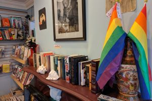 giovanni's room thrift vintage